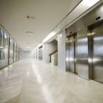 Perfil protector puerta ascensor